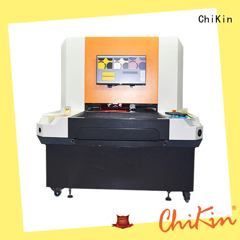 ChiKin automatic aoi machine for pcb fast inspection for fast and accurate inspection