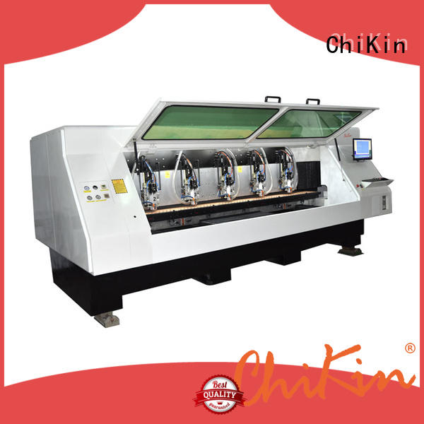 ChiKin atc pcb milling high quality for processing various materials