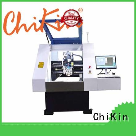 ChiKin professional cnc router pcb drilling high precision for processing various materials