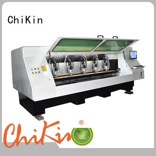 ChiKin ChiKin professional pcb milling machine cnc for industry operation
