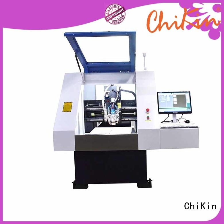 ChiKin routing aluminium drilling machine high quality pcb board making