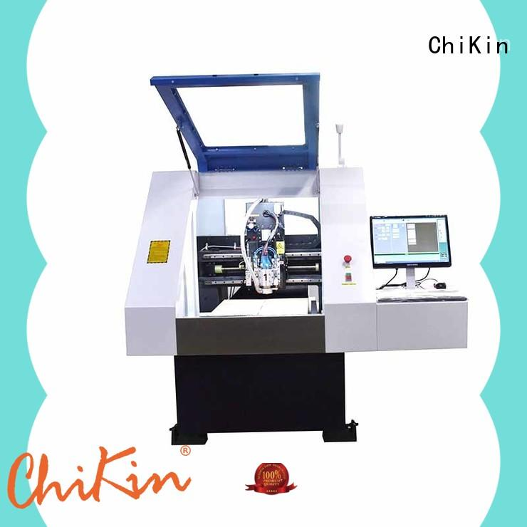 ChiKin Perfect pcb milling machine