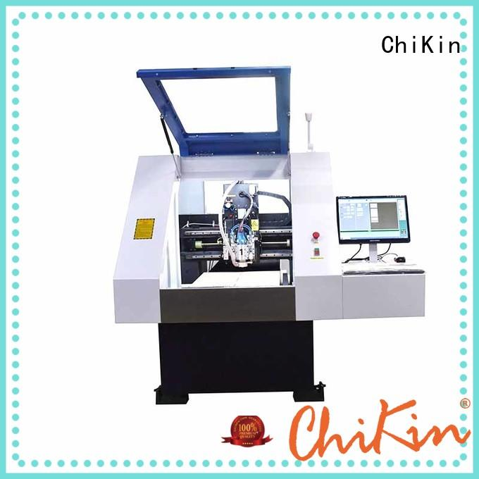 ChiKin high quality cnc carving high precision for industry operation