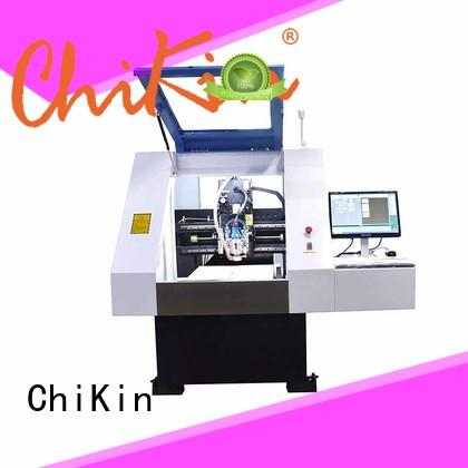 ChiKin cnc pcb router high precision for industry operation