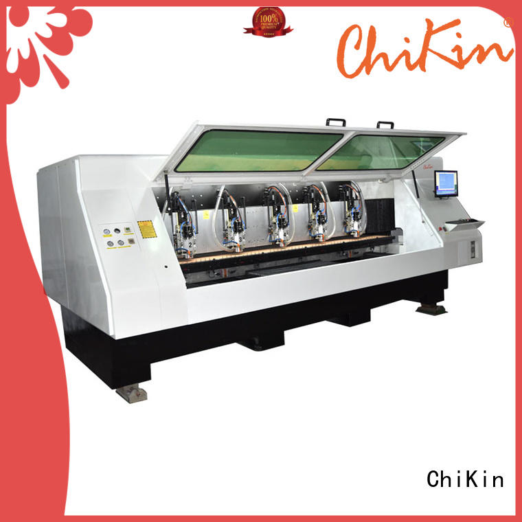 pcb grinder control for processing various materials ChiKin
