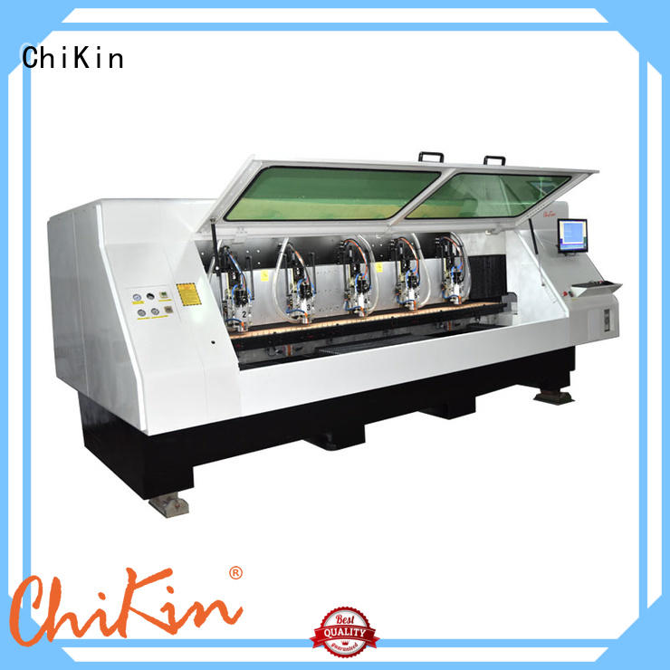 ChiKin ChiKin professional pcb router machine high precision for processing various materials