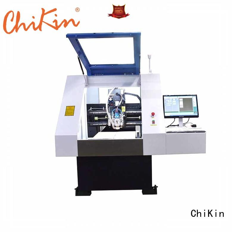 ChiKin high speed pcb cnc router high quality for processing various materials