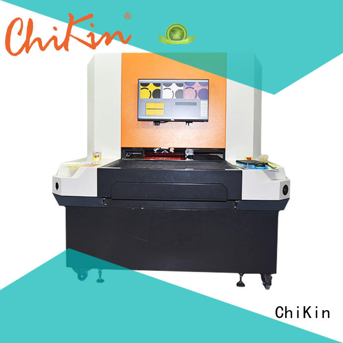 ChiKin key technique pcb AOI machine accurate inspection for testing of electronics PCBs