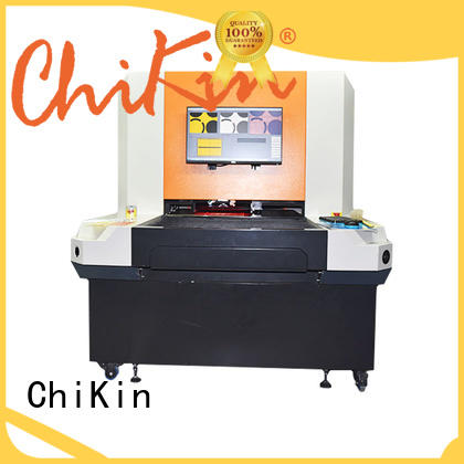 ChiKin single automatic optical inspection fast inspection for manufacturing