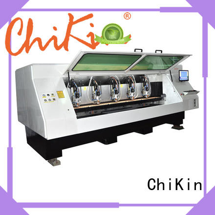 high speed cnc milling machine kit spindle over-heat protection for processing various materials ChiKin