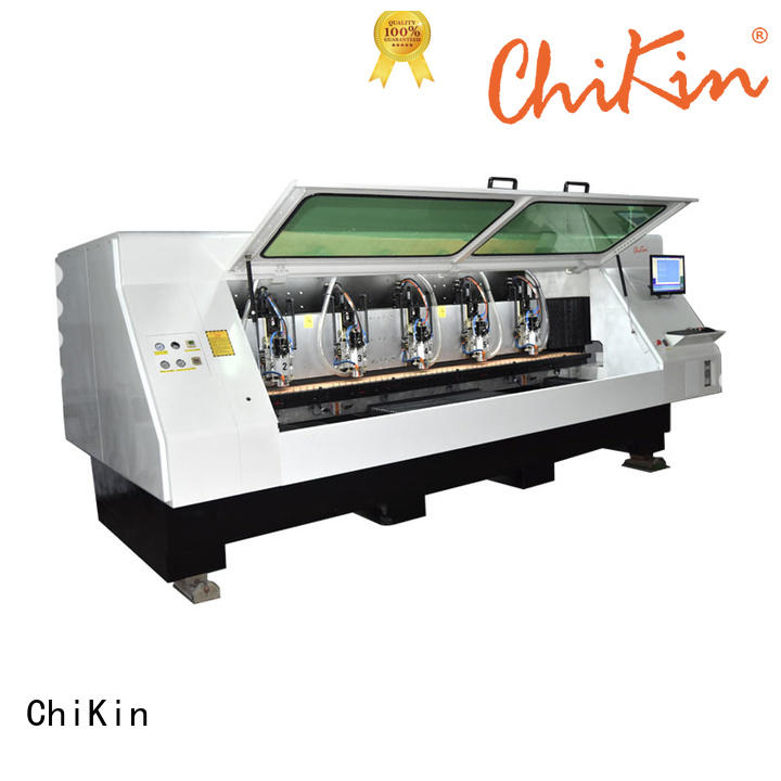 Perfect pcb milling machine spindle over-heat protection pcb board making