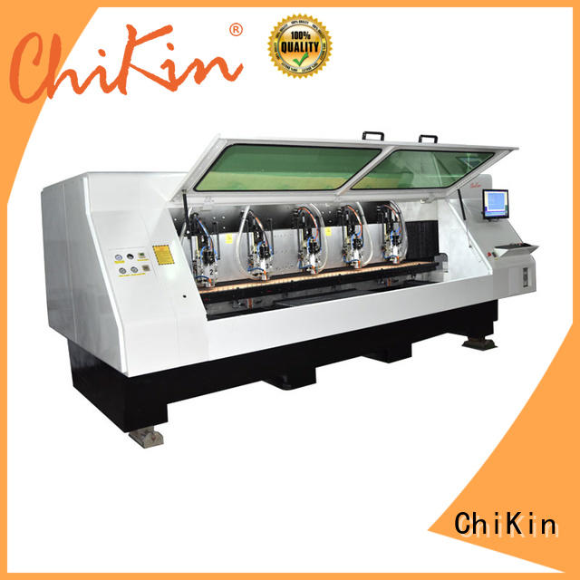 ChiKin routing cnc carving high quality for processing various materials