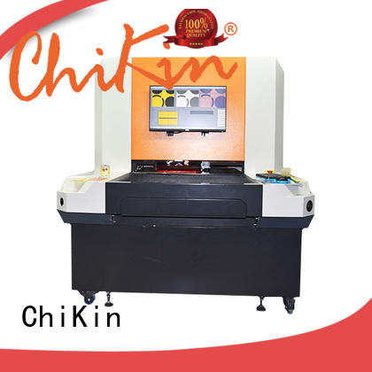 ChiKin key technique aoi machine for pcb fast inspection for manufacturing