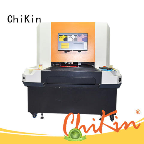 single aoi machine fast inspection for manufacturing