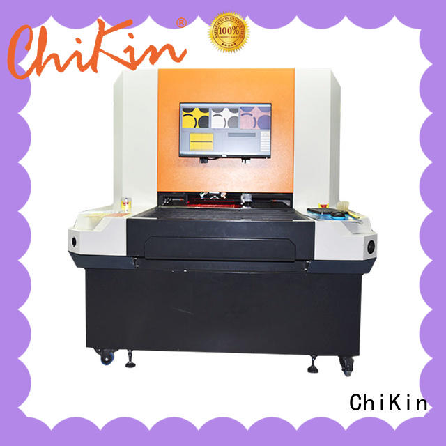 machine automated inspection fast inspection for fast and accurate inspection ChiKin