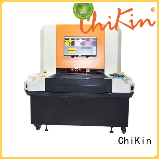 ChiKin automatic pcb AOI machine fast inspection for manufacturing
