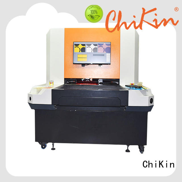 ChiKin professional inspection machine fast inspection for fast and accurate inspection
