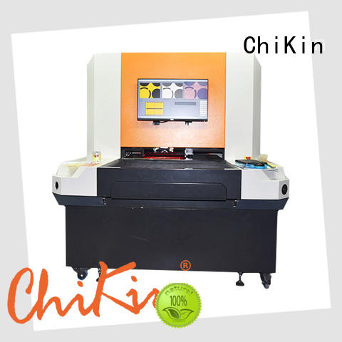 ChiKin key technique inspection machine accurate inspection for testing of electronics PCBs