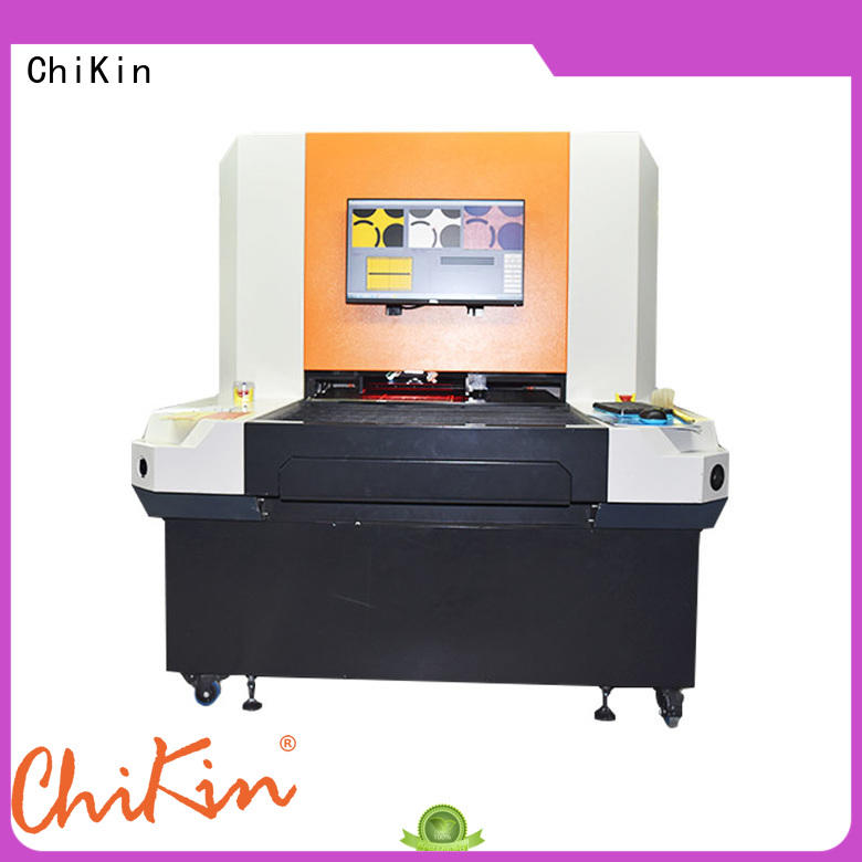 ChiKin key technique aoi machine accurate inspection for fast and accurate inspection