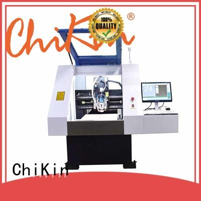 ChiKin high speed cnc router pcb high precision pcb manufacturing companies
