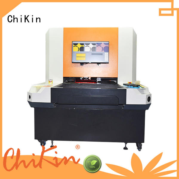 ChiKin single automatic optical inspection accurate inspection for fast and accurate inspection