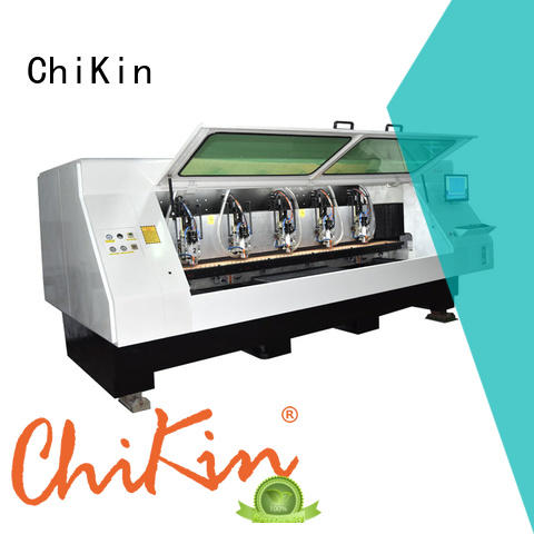 ChiKin pcb cnc router high precision for industry operation