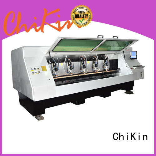 ChiKin pcb aluminium drilling machine high quality pcb manufacturing companies
