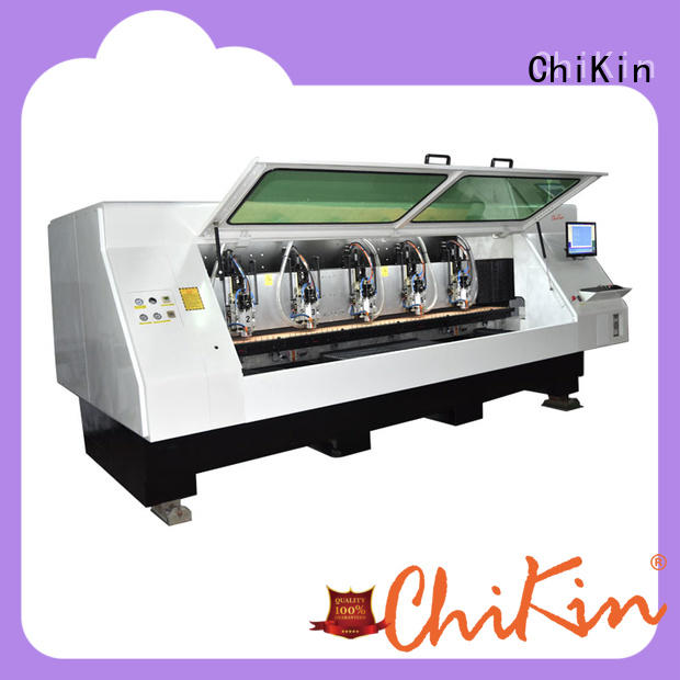 ChiKin Perfect cnc carving high quality
