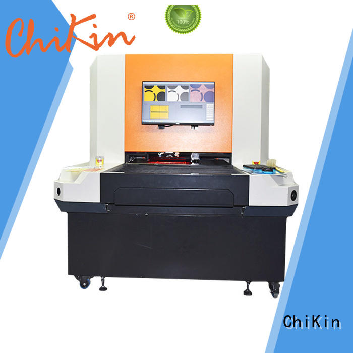 ChiKin automatic automatic optical inspection fast inspection for testing of electronics PCBs