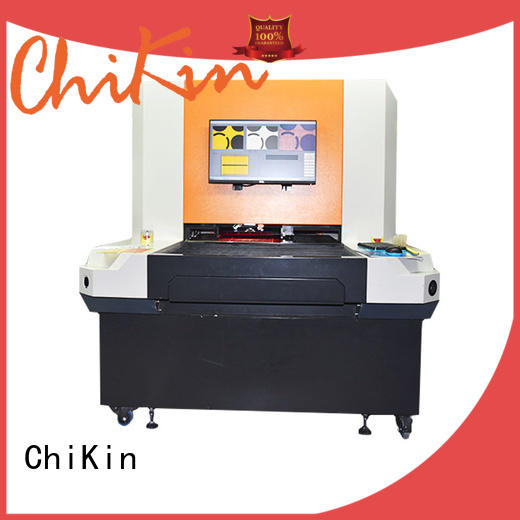 ChiKin automatic inspection machine accurate inspection for manufacturing