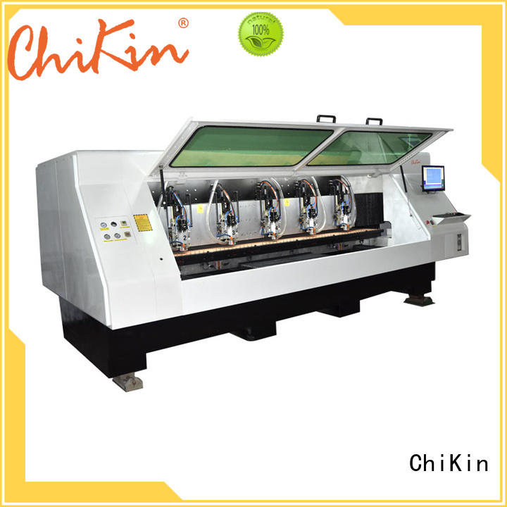 ChiKin ChiKin professional pcb routing machine spindle over-heat protection