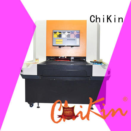 ChiKin inspection automatic optical inspection fast inspection for manufacturing