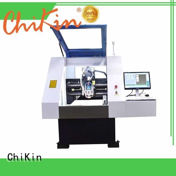 ChiKin machine cnc carving spindle over-heat protection for industry operation