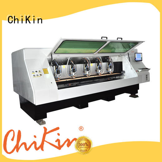 ChiKin router pcb etching machine high quality for processing various materials