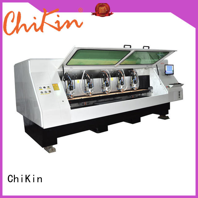 ChiKin Perfect pcb cnc router high precision for industry operation