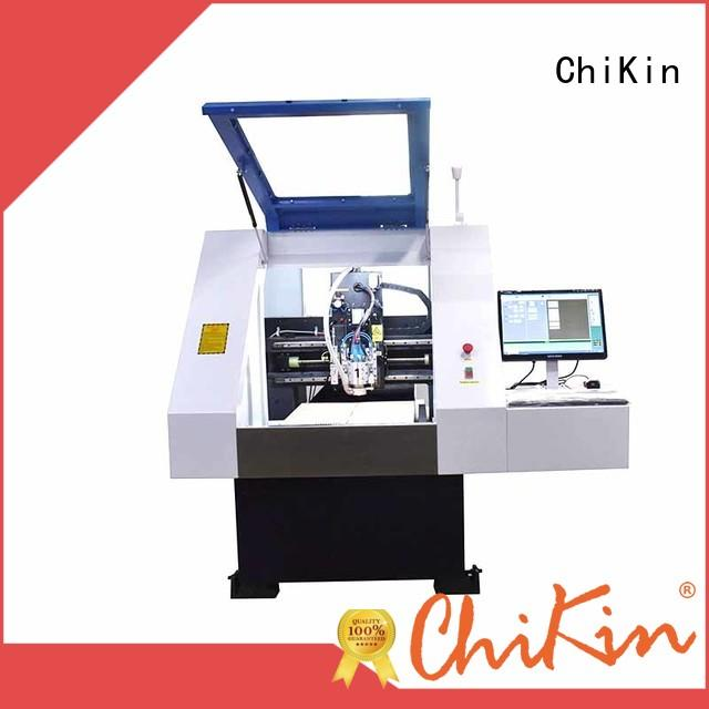 ChiKin cnc pcb router high quality for industry operation