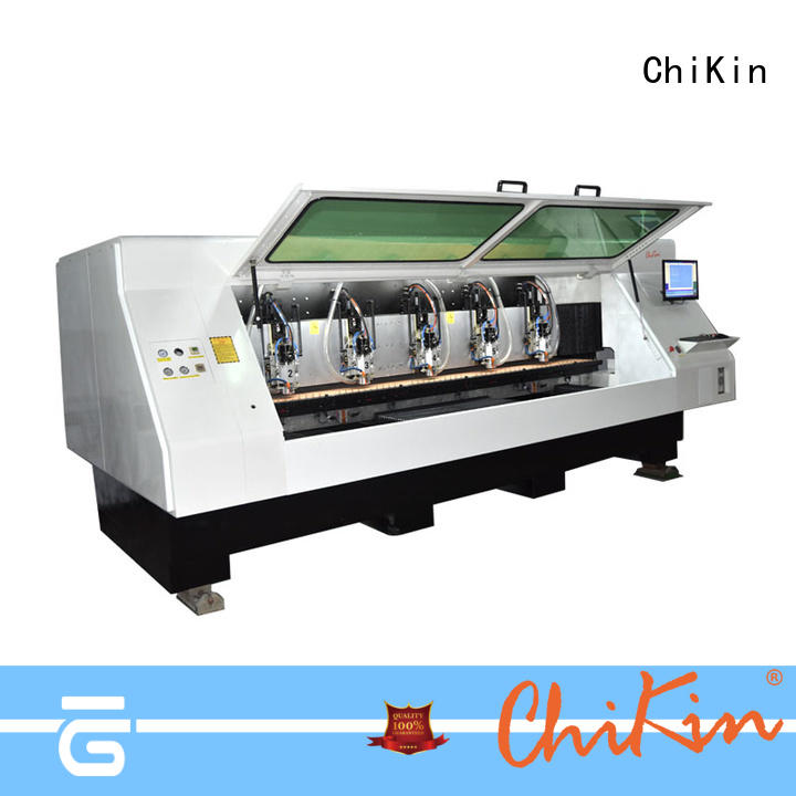 ChiKin ChiKin professional cnc router pcb spindle over-heat protection for industry operation