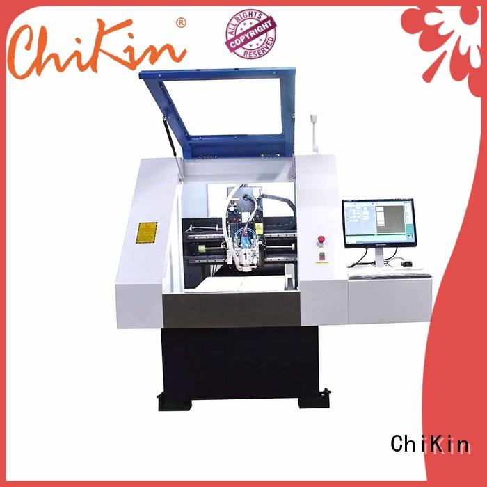 ChiKin drilling pcb cnc router high quality