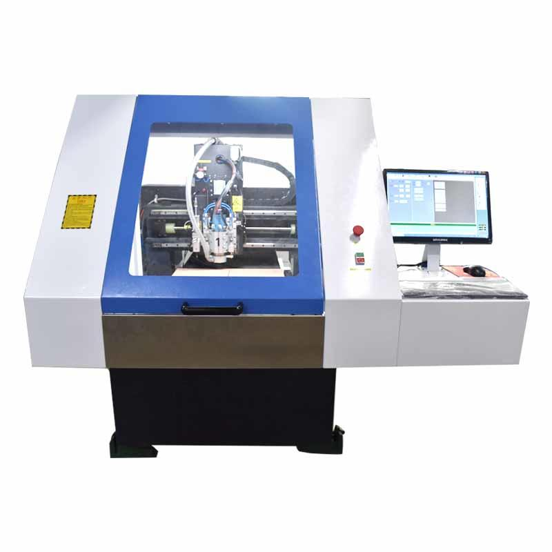 ChiKin pcb routing machine spindle over-heat protection for industry operation-2