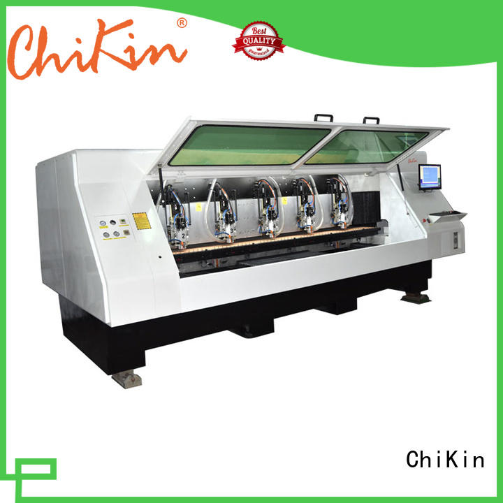 ChiKin pcb routing machine high precision pcb manufacturing companies