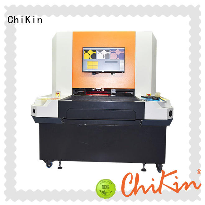 ChiKin automatic aoi machine spindle for testing of electronics PCBs