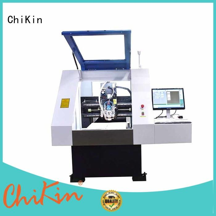 ChiKin Perfect pcb router machine high quality for processing various materials