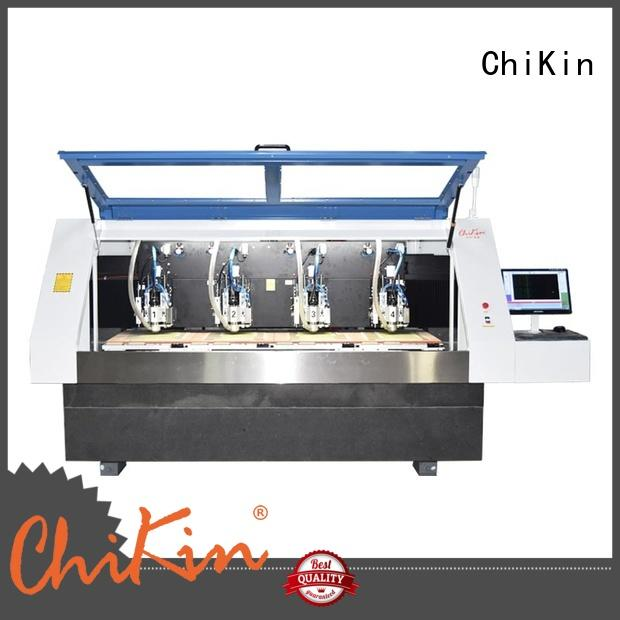 ChiKin cnc pcb cutting machine high quality