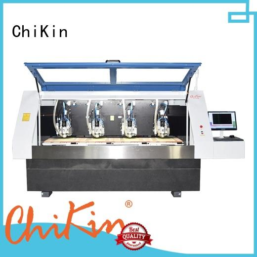 ChiKin ChiKin professional aluminium drilling machine spindle over-heat protection for industry operation