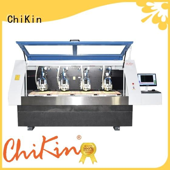 router cnc milling machine kit single for industry operation ChiKin