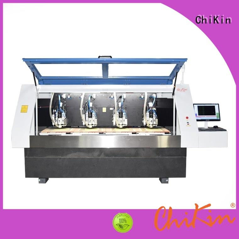 high speed pcb milling control high precision for processing various materials