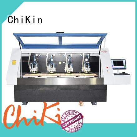ChiKin professional pcb router drilling high quality for industry operation