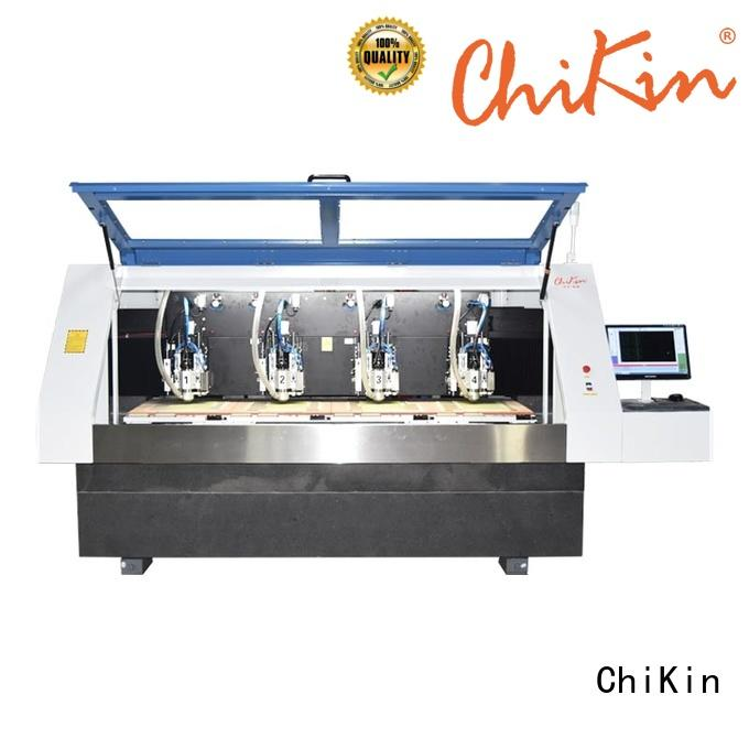 machine cnc pcb milling machine high precision for processing various materials ChiKin