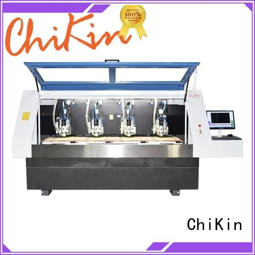 ChiKin router pcb printing machine high quality for processing various materials