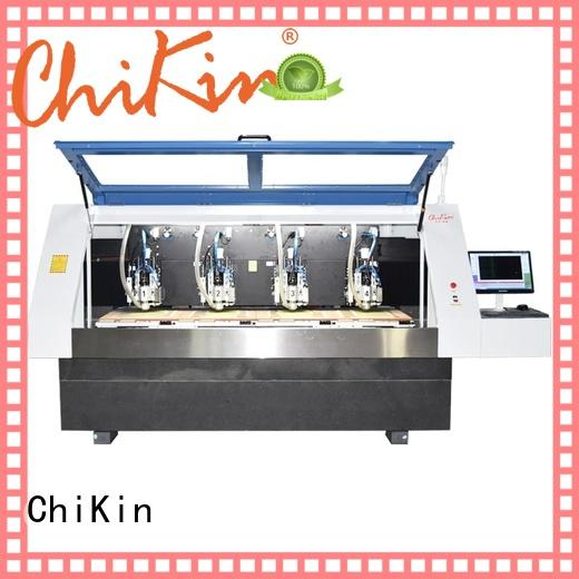 ChiKin professional pcb milling spindle over-heat protection